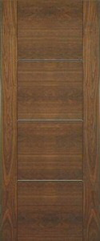 What color stain for interior doors to match with natural oak wood panel v grooved walnut door walnut door walnut wood door planetlyrics Gallery