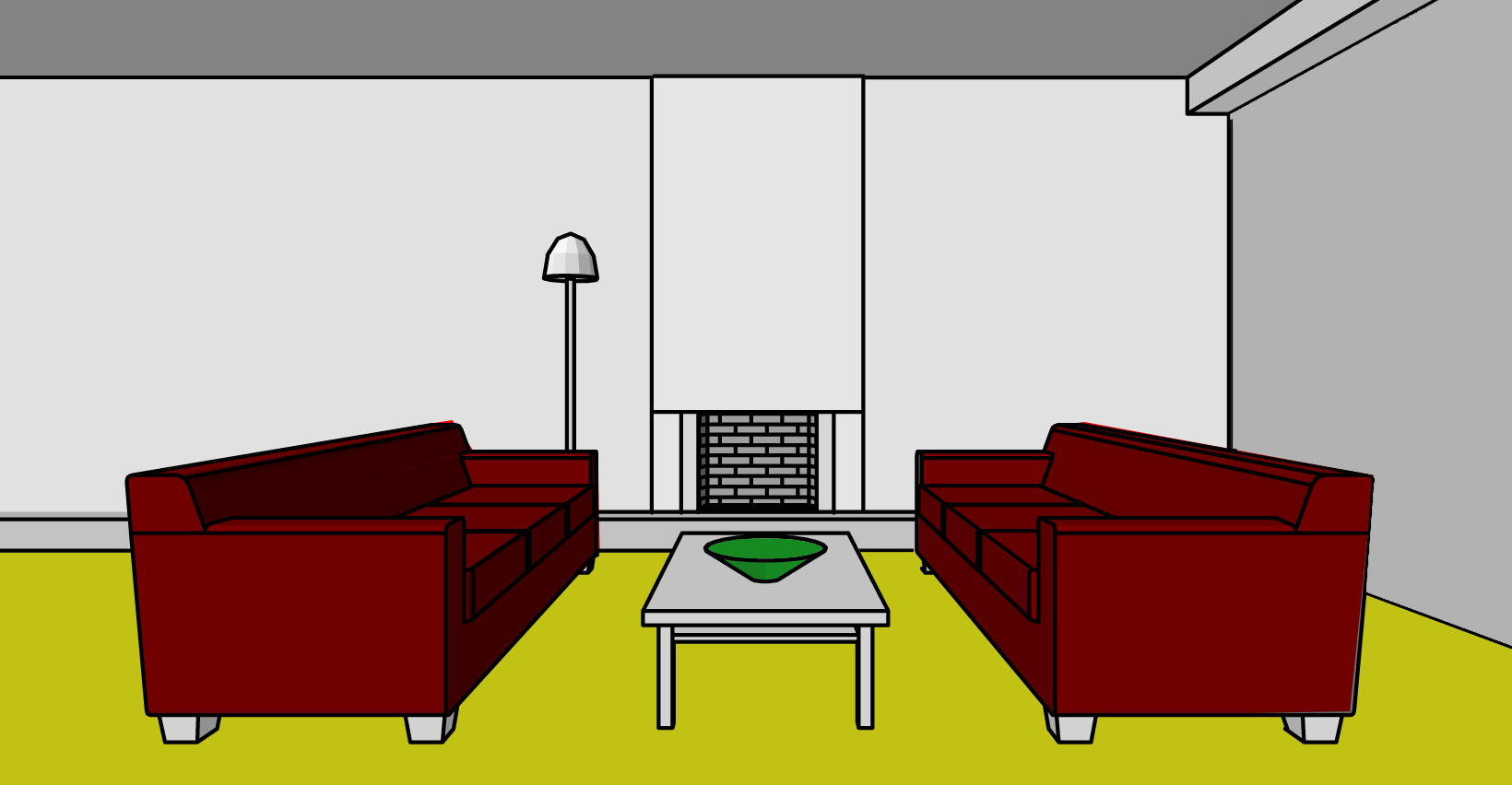 How To Place The Sofas In My Living Room