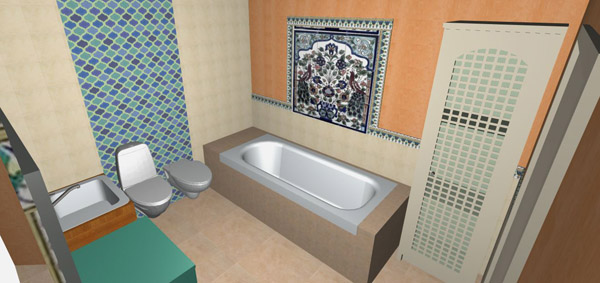 How To Create A Moroccan Style Bathroom