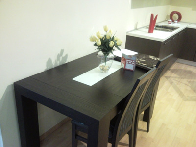 Dining table, wenge table, wenge dining table