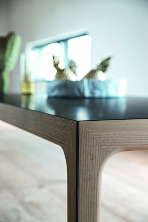 AMALONG table06, contemporary dining table, elegant grand size dining table