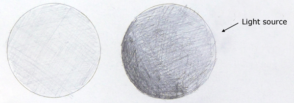 sphere sketches, how to draw a 3d sphere, illusion 3d,