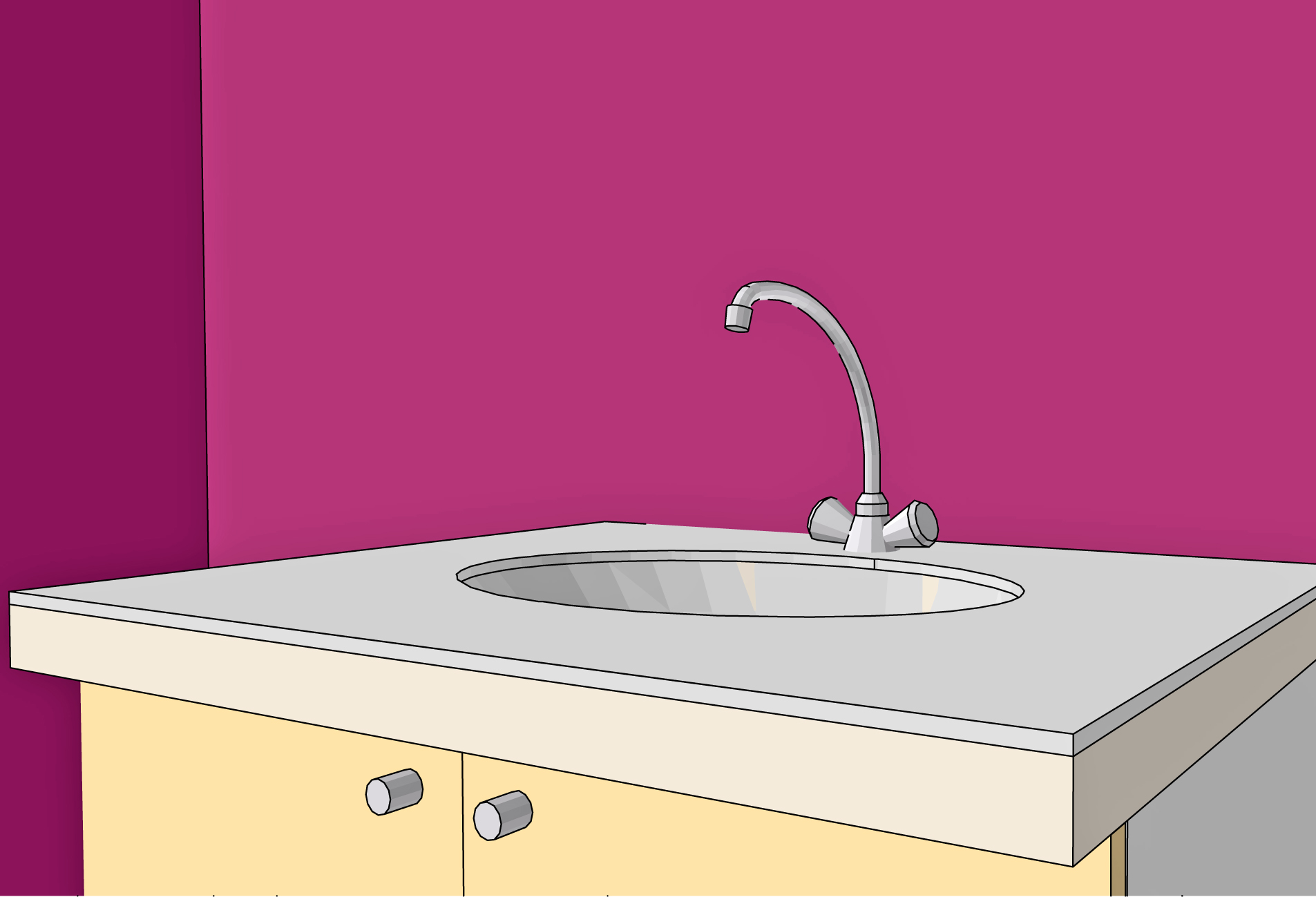 the basic types of sinks