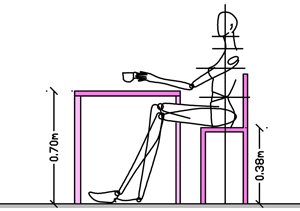 Body Measurements amp Tablechair Height