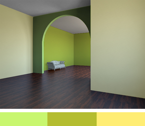 Different types of color schemes for interior designers - Color schemes for interior design ...