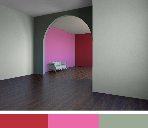 Different types of color schemes for interior designers