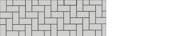 herringbone, tile, layout
