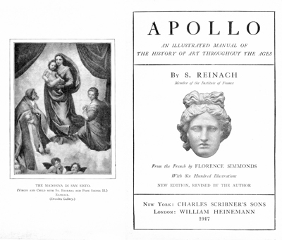 Apollo art history