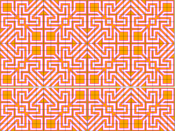 Mola Panel How To Design A Complex Geometric Pattern