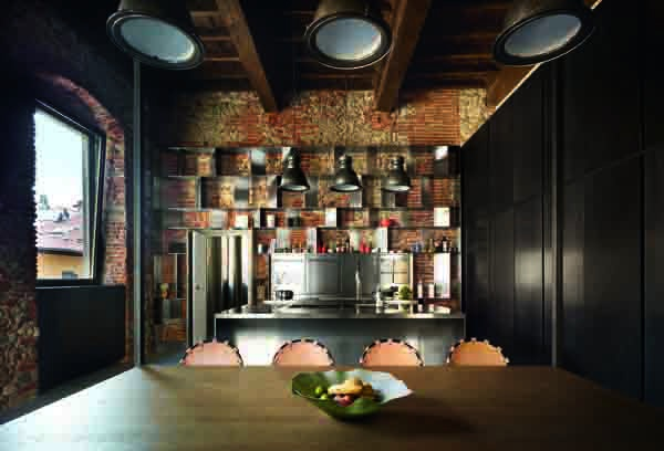 Abimis Atelier kitchen, contemporary kitchen