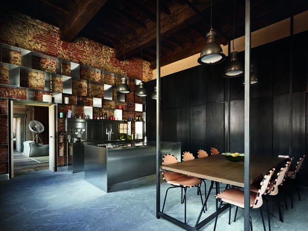 Abimis Atelier kitchen, modern kitchen