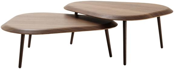 Wooden coffee tables - Table bo concept occasion ...