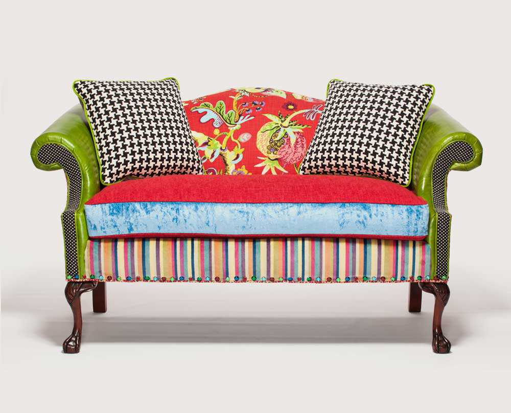 Charmant Patchwork Sofa, Patchwork Ideas For Decoration, Patchwork Furniture,