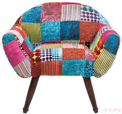 Etonnant Patchwork Chair Kare Design, Patchwork Kare, Patchwork Design, Patchwork  Furniture, Patchwork Upholstery