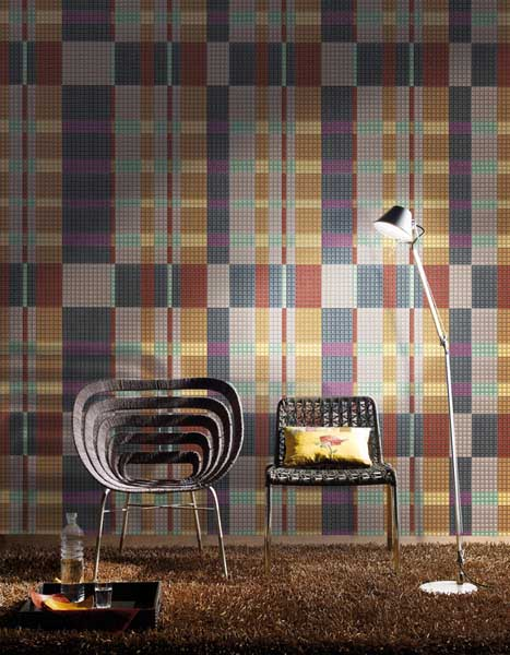 Mosaico Divetro Collection, modular compositions