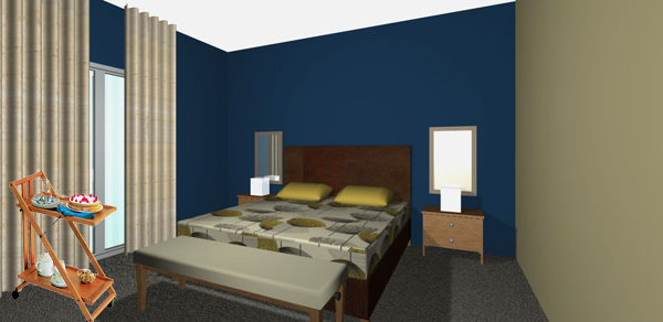 Color Bedroom Schemes