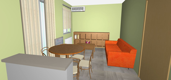How to arrange my living room furniture does green paint color match an orange sofa for How do i arrange my living room