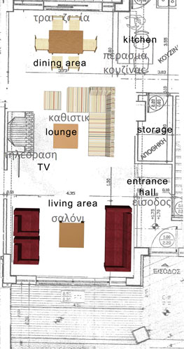 How to arrange furniture in my living room How to arrange a living room with 3 couches