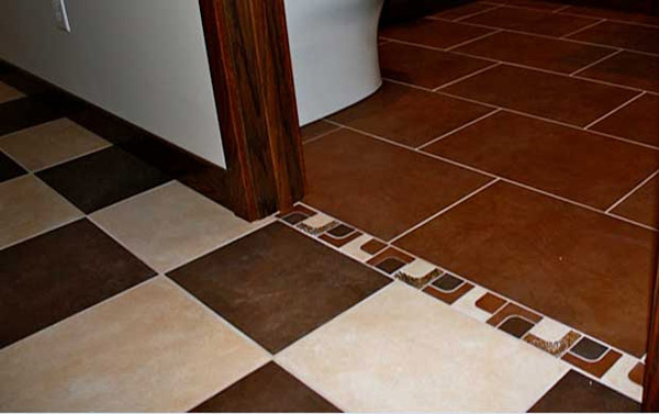 How To Connect The Existing Tile Flooring With A New One