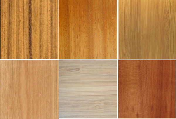 What kind of wood floor matches with doors and wardrobe in for Types of hardwood floors