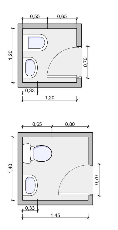 Half Bath Design Drawing Powder Room Measurments