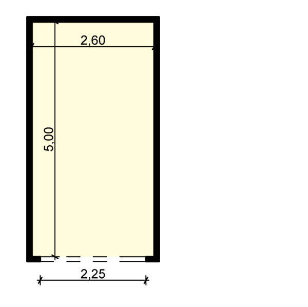 Dimensions Two Car Garage Of What Is The Minimum Size Of A Parking Space