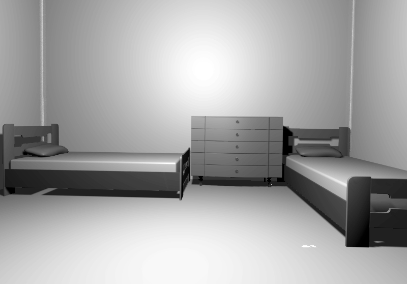 Bed Placement Ideas Bedroom Layout Floor Plan Furniture Arrangement